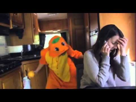 CARROT ONESIE FOR 10 MINUTES!!!!!!!