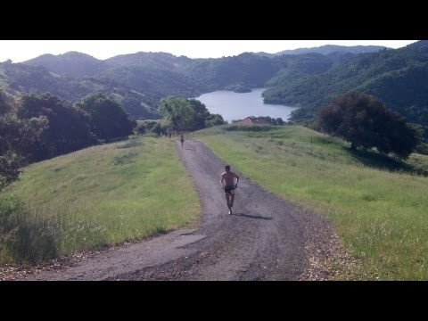 Lake Sonoma 50 with Sage Canaday, Cameron Clayton, Max King, Cassie Scallon (2013)