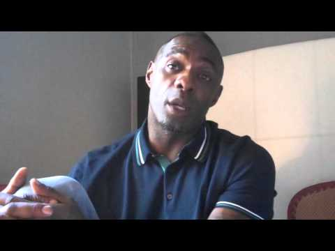Idris Elba - 'Beasts of No Nation' Interview