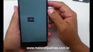 Lenovo K6 Plus, travando o touch