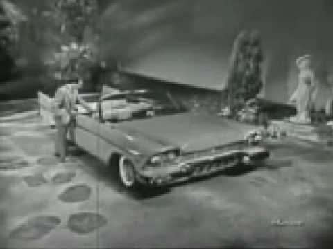 1957 Plymouth Convertible - Commercial
