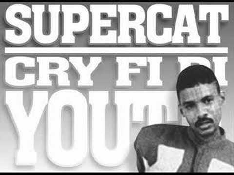Supercat - Cry Fi De Youth