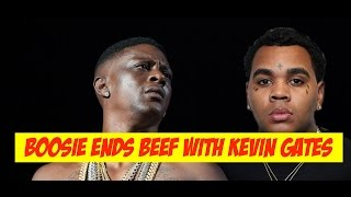 Boosie Ends the BEEF with Kevin Gates! Maybe we will get a track soon. | JordanTowerNews