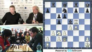 Gibraltar Masters Playoff - Game 1