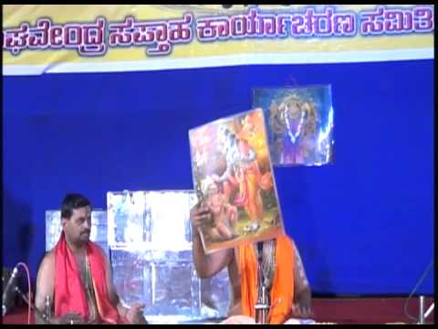 Mysore Ramachandra Acharya Dasavani video