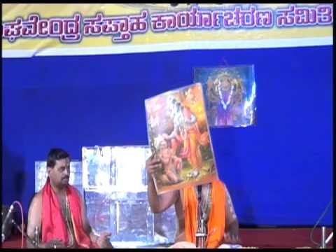 Mysore Ramachandra Acharya Dasavani video