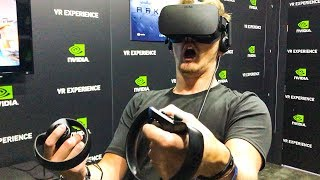 VIRTUAL REALITY is INCREDIBLE!