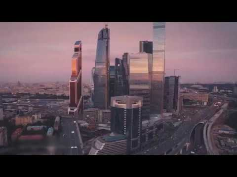 Moscow-city 2017 montage