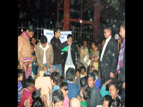 Volunteerism By Change The Lives In Bangladesh.WMV