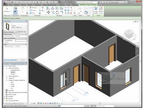 Revit 2012, Revit 2013, Curso Básico en Video.