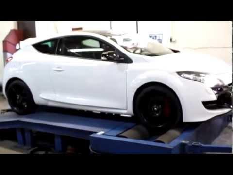 قوت محرك رونو مبقان جديدة renault megane 2012