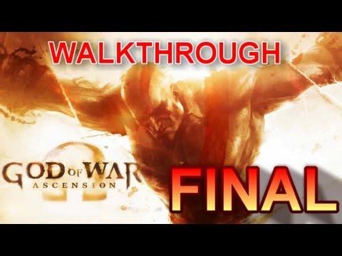 God Of War: Ascensión Video Guía Parte 29 //Part 29 Cámara de Alecto/ Alecto´s Chamber HD