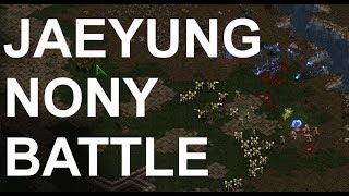 Jaeyung (Z) v Nony (P) on Fighting Spirit - StarCraft  - Brood War REMASTERED