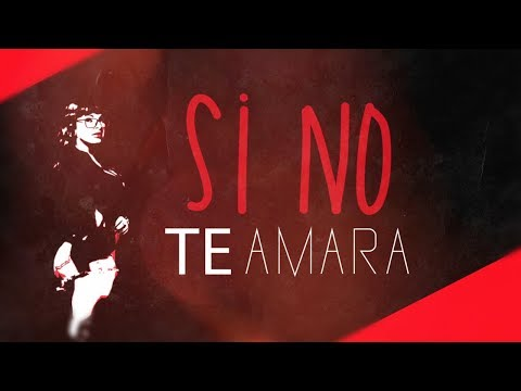 Melymel - Si No Te Amara (Lyric Video)