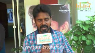 Charan Shanmugam At Yaagan Movie Audio Launch