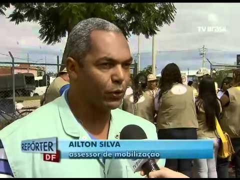 Soldados do Exército vão auxiliar no combate à dengue e à febre chikungunya no DF
