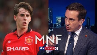 Is it more difficult being a young player for your local club? | Neville and Carragher | MNF Q&A