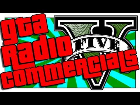 Gta 5 Radio Commercials - Los Santos Benders video