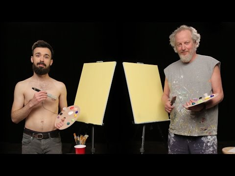 How To Paint A Fun Party with Daniel Stern