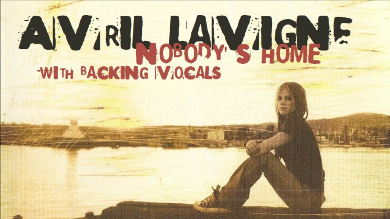 LETRA NOBODY'S HOME - Avril Lavigne | Musica.com