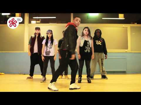 JPB - Swagg Out Dance Moves @JPBBallin