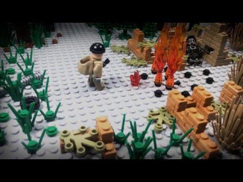 S.T.A.L.K.E.R - Лего мультик 2 серия / Lego cartoon