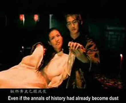 Jay Chou - Fa Ru Xue [Snow-Like Hair] (English Subtitles)