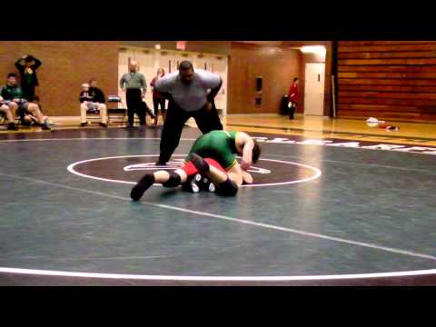 Bountiful Wrestling vs Clearfield High School 2013 | 170
