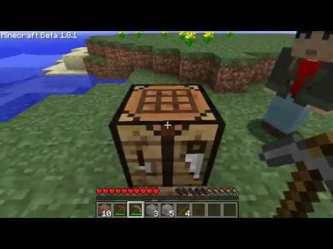 Minecraft Survival Island Story ตอนที่ 1