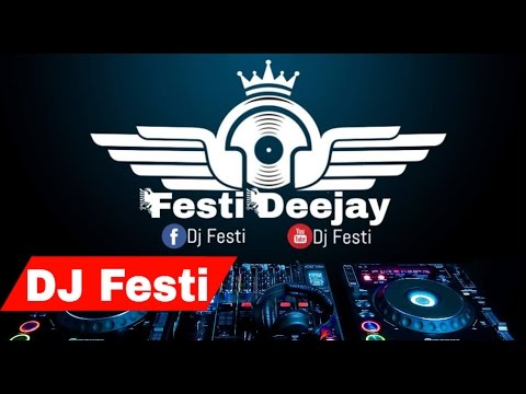 DJ FESTI  SI THELLEZE MALIT LIVE. DHE HD GERTI  NE DASEM NE GREKAN