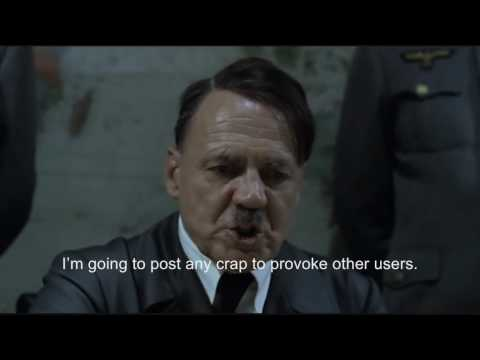 Hitler plans...