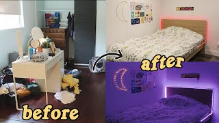 MY *new* BEDROOM MAKEOVER + room tour :D