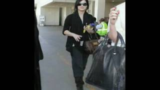 April 1,2011 - Arrives into LAX Airport .