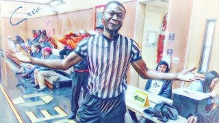 TMOBA Presents: How to Officiate Basketball: Moreau Catholic Vs. Oakland Tech