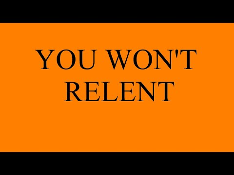 Misty Edwards - You Wont Relent Seal