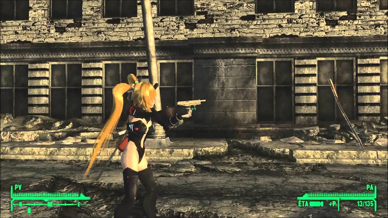 Fallout 3 brianna naked porno pictures