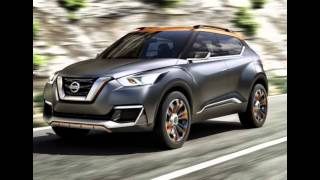 Nissan unveils Kicks concept ahead of Sao Paulo debut