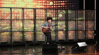 Ukulele Prodigy Feng E Rocks Out to 'Smells Like Teen Spirit'