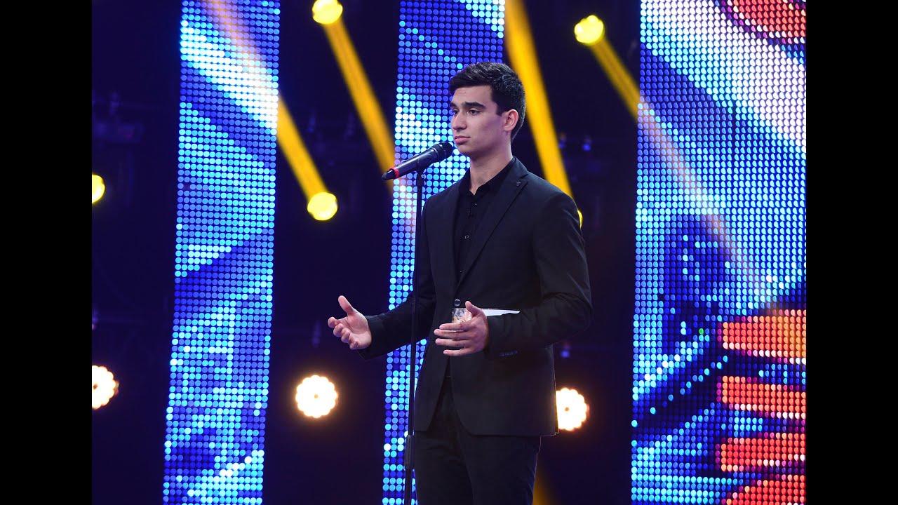 """Joe Cocker - """"N'Oubliez Jamais"""". Vezi interpretarea lui Florian Bogdan Țugui, la X Factor!"""