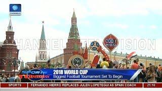 2018 World Cup: Biggest Football Tournament Set To Begin Pt.2 |Sports Tonight|