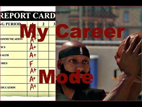 NBA 2k14 My Career Mode Report Card   Mode Review