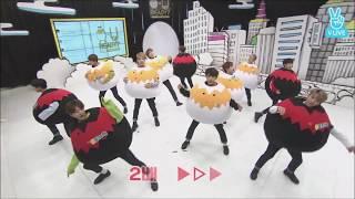 171019 골든차일드 (Golden Child) -  담다디 (DamDaDi) X2 SPEED DANCE HATCHING-OUT-LIVE