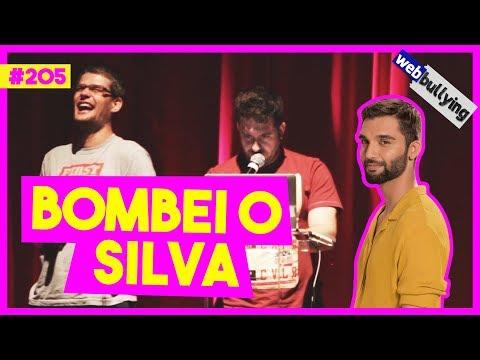 WEBBULLYING #205 -  SILVA, NUNCA CRITIQUEI (Campinas, SP) Vídeos de zueiras e brincadeiras: zuera, video clips, brincadeiras, pegadinhas, lançamentos, vídeos, sustos