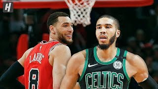 Boston Celtics vs Chicago Bulls - Full Game Highlights | January 4, 2020 | 2019-20 NBA Season
