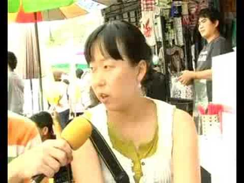 Thailand Tourism Situation (Chatuchak Market – Eng 2)