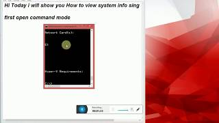 How to view system info on windows 7,8.1,10 !!!!!!!!!!!!!