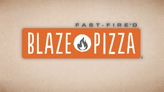 Blaze Pizza TV Spot - 2016
