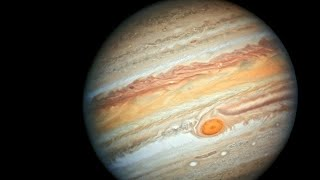 Zooming Into the Great Red Spot of Jupiter