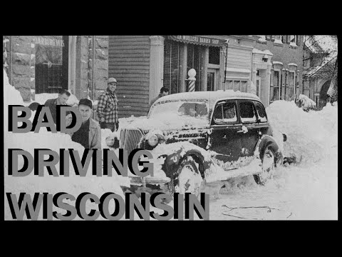 Bad Driving Wisconsin - If You Can't Find Them: GRIND THEM - Dashcam Compilation