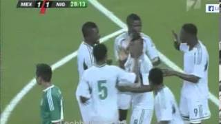 Mexico vs Nigeria 2-2  Friendly Match  All Goals and  Highlights [HD]